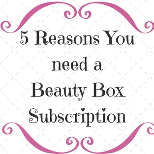 What items come in your Beauty Box?